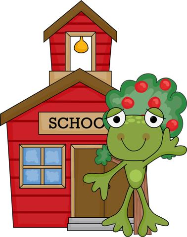 Teachers clipart frog. Free at getdrawings com