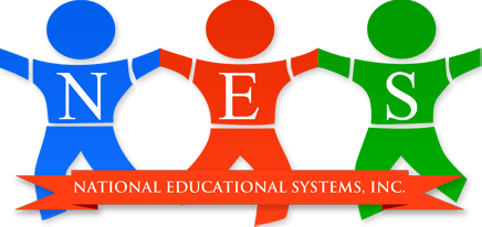 Teaching clip education system. National educational systems inc