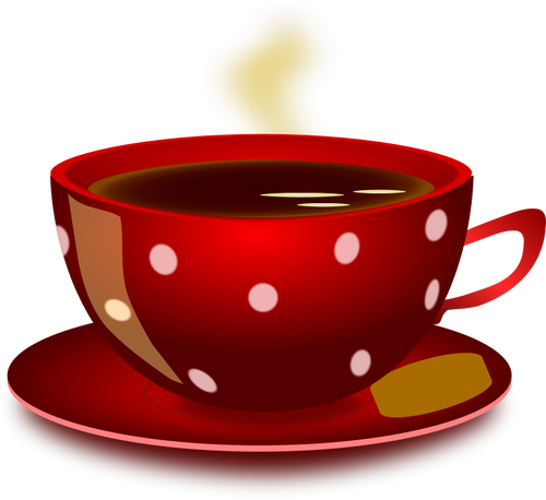 Teacup clipart orange. Tea cup free download