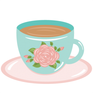 Teacup svg file free. Available for today only