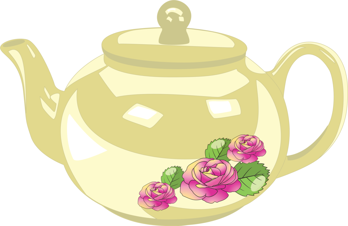 Kettle drawing tea cup. Teapot teacup free commercial