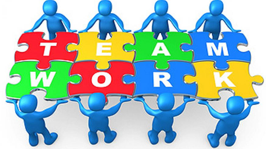 Team clipart team role. Business perspective the importance
