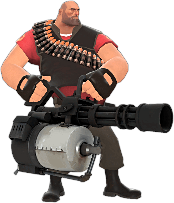 Team fortress 2 png. Image heavy bit wiki