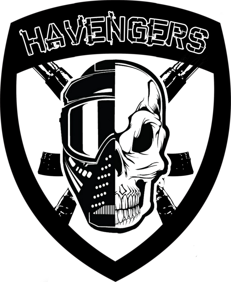 Team logos png. Havegers paintball logo by