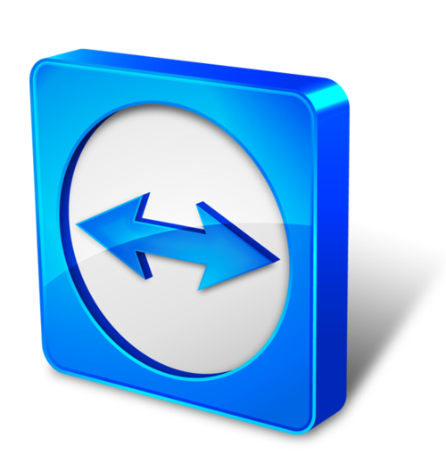 Team viewer png. Do remote tech support