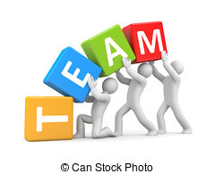 And stock illustrations vector. Teamwork clipart transparent