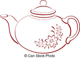 Teapot clipart. And stock illustrations vector svg freeuse download