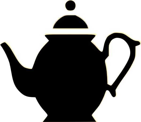 Teapot clipart mothers day.