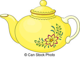And stock illustrations vector. Teapot clipart clipart stock