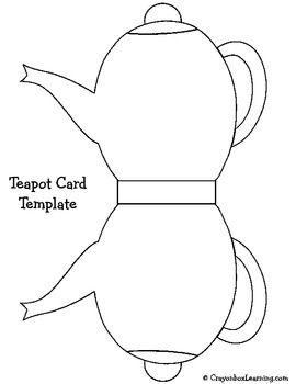 Teapot clipart mothers day. Mother s card pattern
