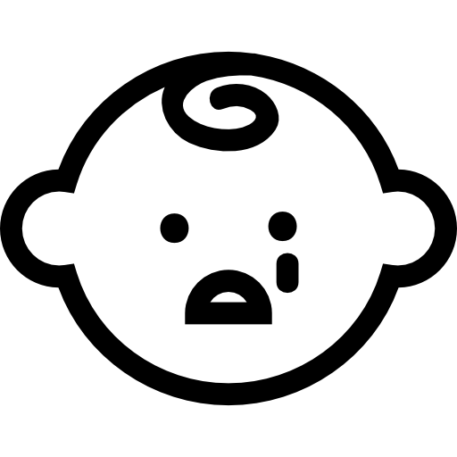 Tears vector white. Free crying icon download