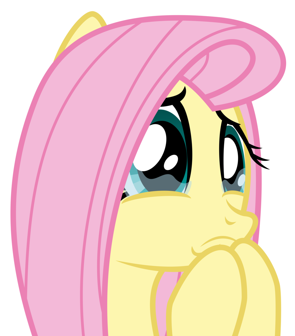 Tears vector cry. Fluttershy s about to