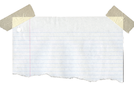 Vector notes torn paper. Note png k pictures
