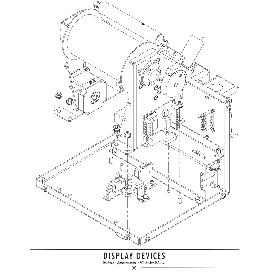 Engineering display devices get. Tec drawing complex svg free download