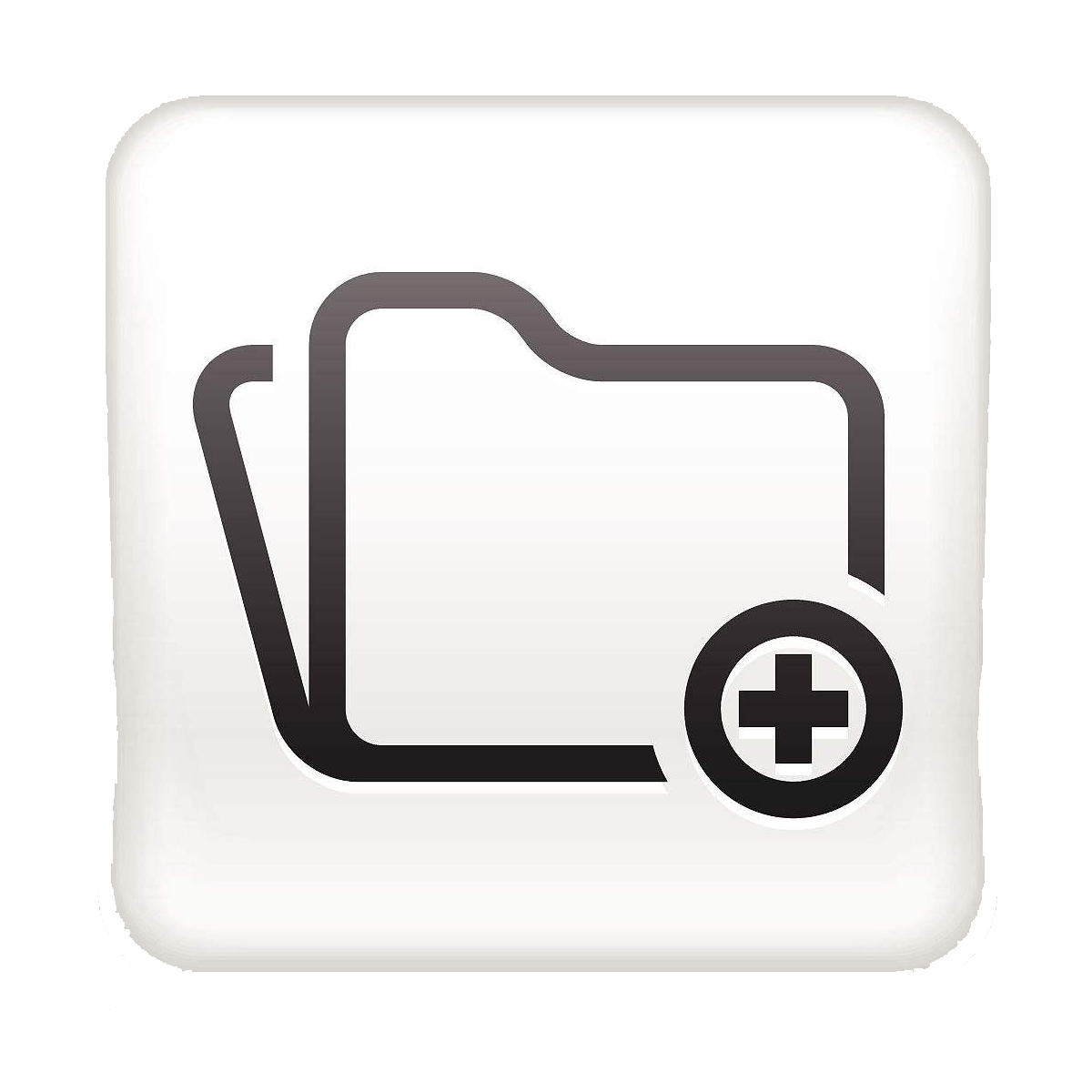 Tech buttons png. Button download icon white