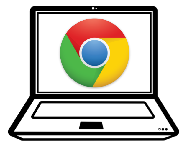 Technology clipart instructional technology. Homepage chromebook image