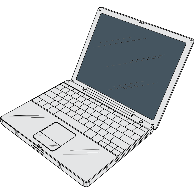 Technology clipart laptop. Free computers pictures download