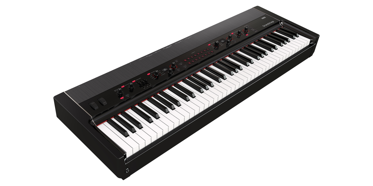 Teclado piano png. Grandstage stage korg singapore