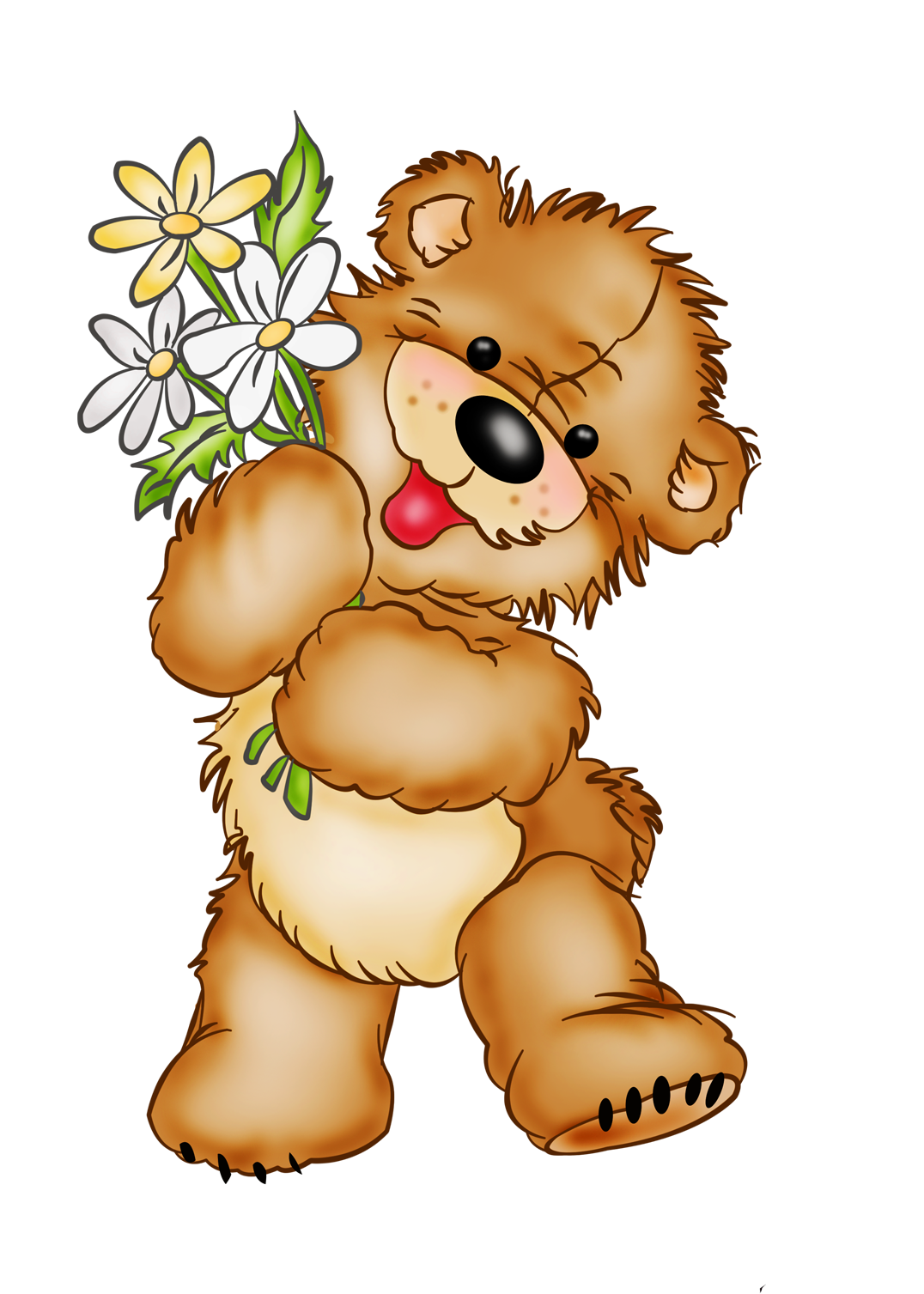 Inf ncia bonita ursinhos. Ted clip clipart library library