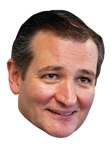 Photo courtesy of fathead. Ted cruz png clip freeuse download