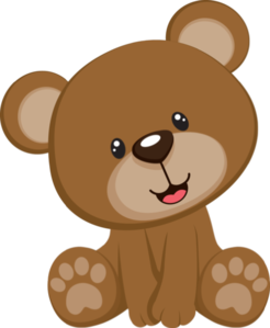 Bear png clipart. Teddy image