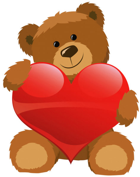 Teddy bear clipart png. Free download blue cute