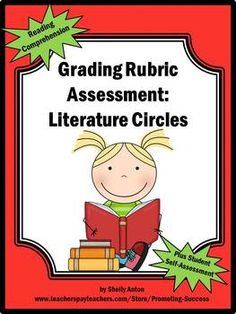 Teen clipart literature circle. Role sheets printable literacy