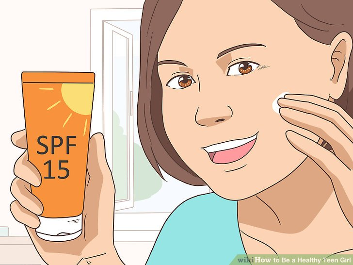 Teenager clipart adolescent health. Ways to be