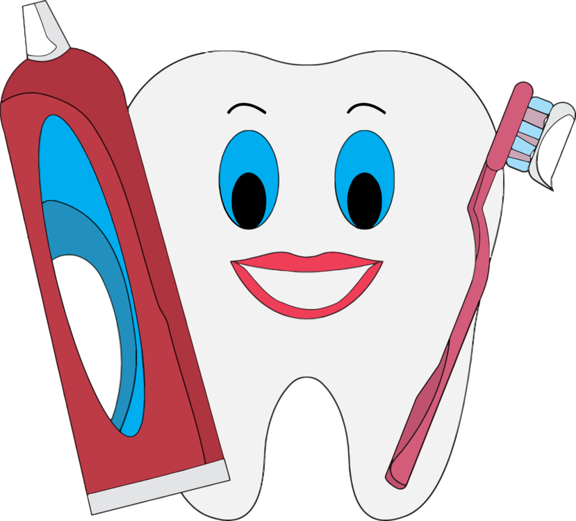 Toothpaste clipart healthy smile. Electric toothbrush tooth brushing