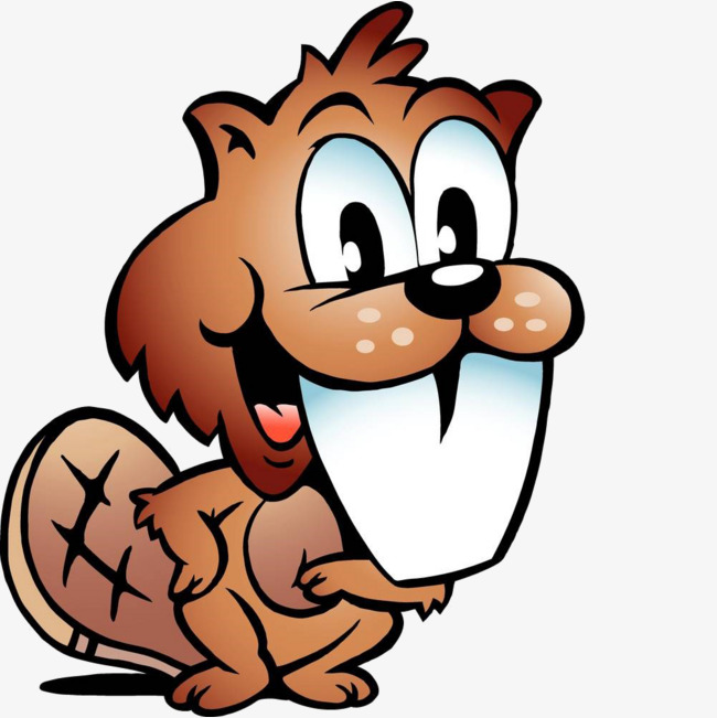 Teeth clipart squirrel. Cartoon material tooth png