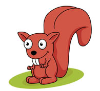 Teeth clipart squirrel. Search results for clip
