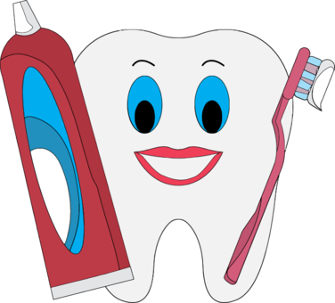 Toothpaste clip art. Electric toothbrush tooth brushing