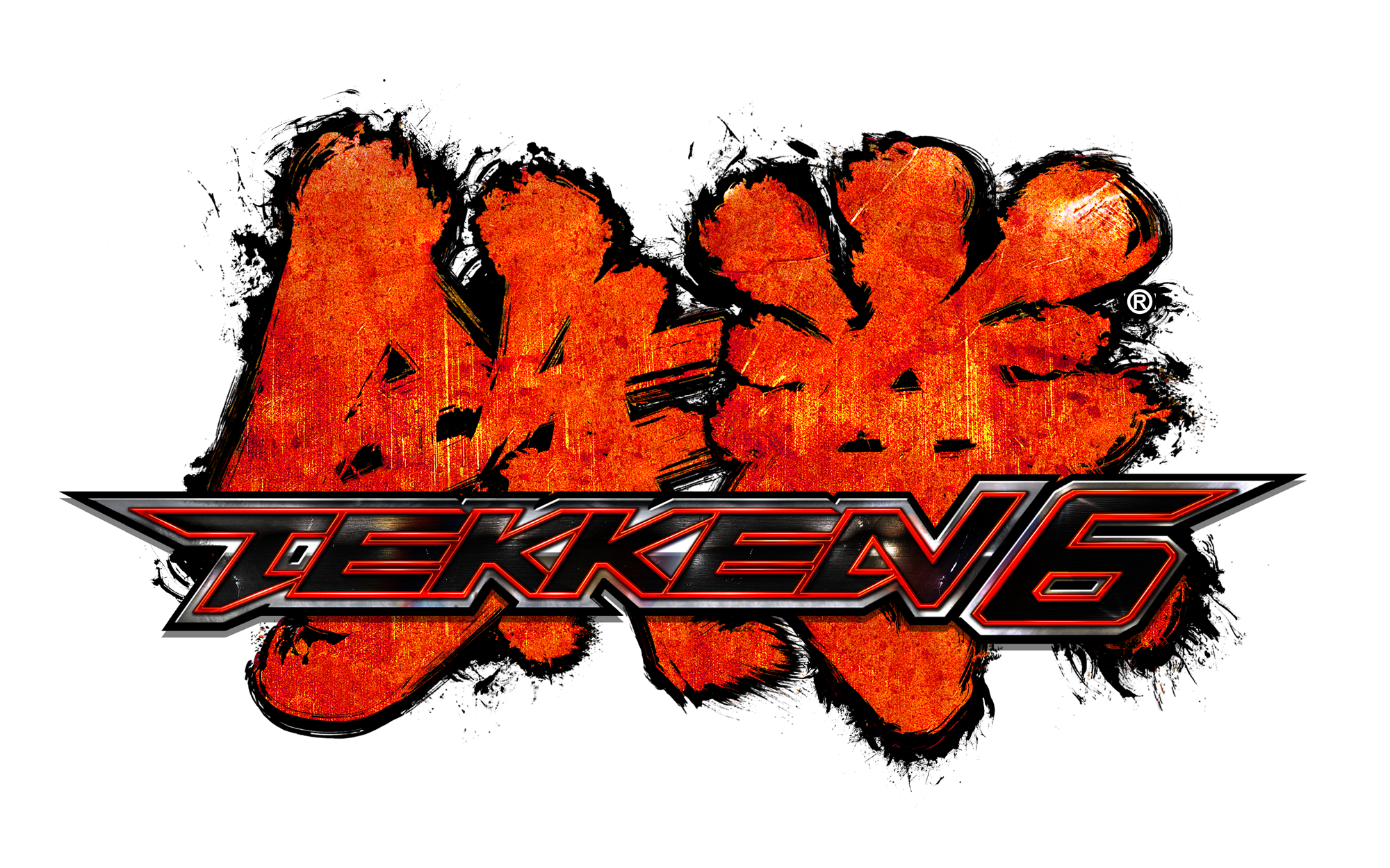 Tekken 3 logo png. Which game has your