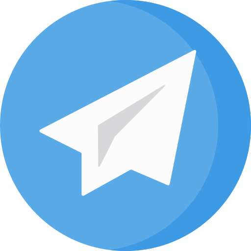 Telegram icon png. Free social media icons
