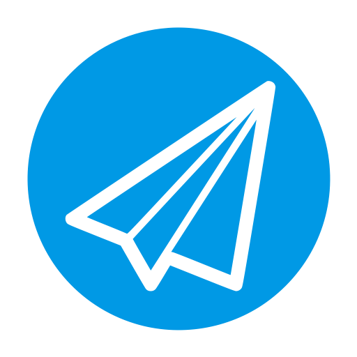 Telegram icon png. Ico