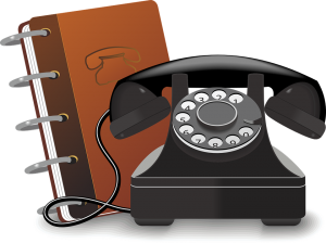 Telephone clipart church directory. Newsletter archives page of