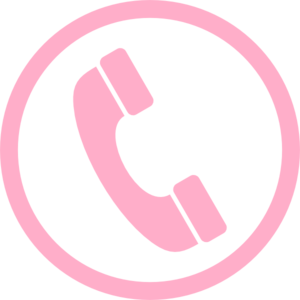 Telephone transparent pink. Clipart free image clip