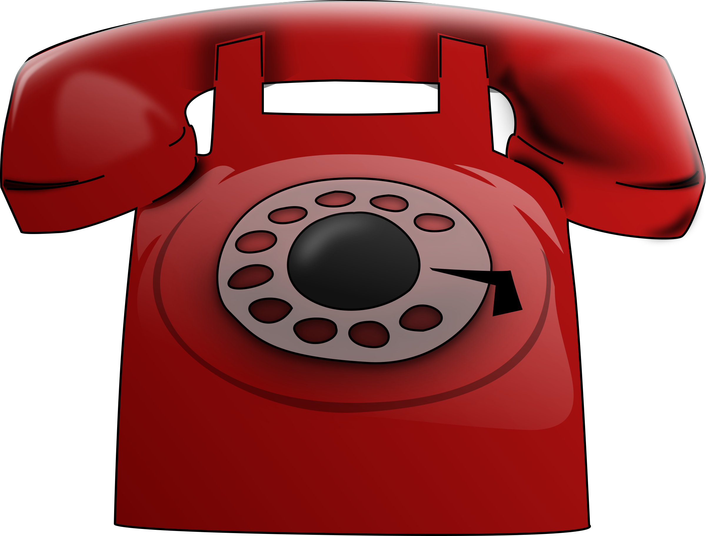 Telephone clipart red telephone. Free phone cliparts download