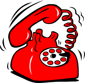 Telephone clipart red telephone. Phone clip art at