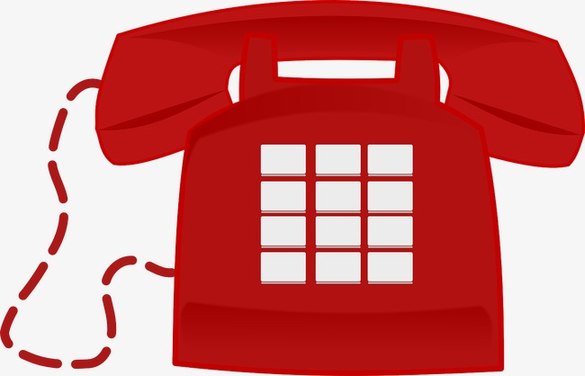 Telephone clipart red telephone. Phone communicate png image