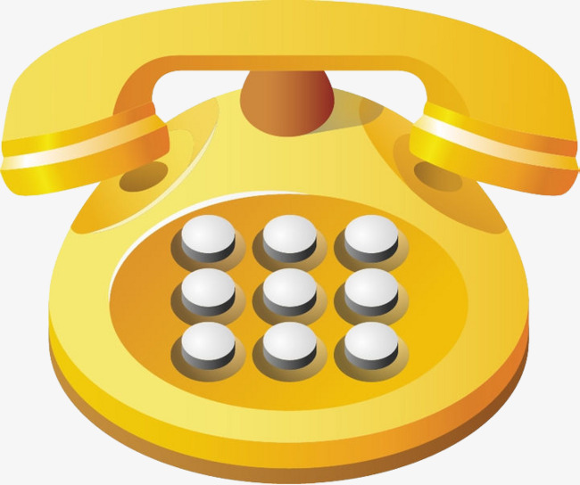 Telephone clipart yellow telephone. Simple wind phone symbol