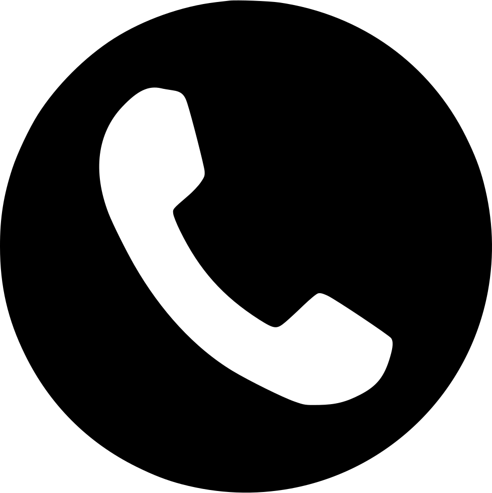 Telephone png icon. Phone number svg free