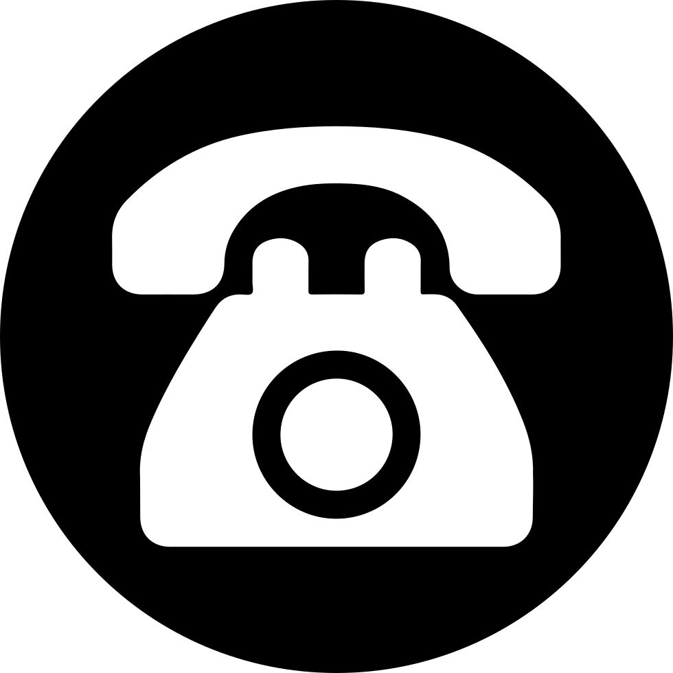 Telephone png icons free. Side point svg icon