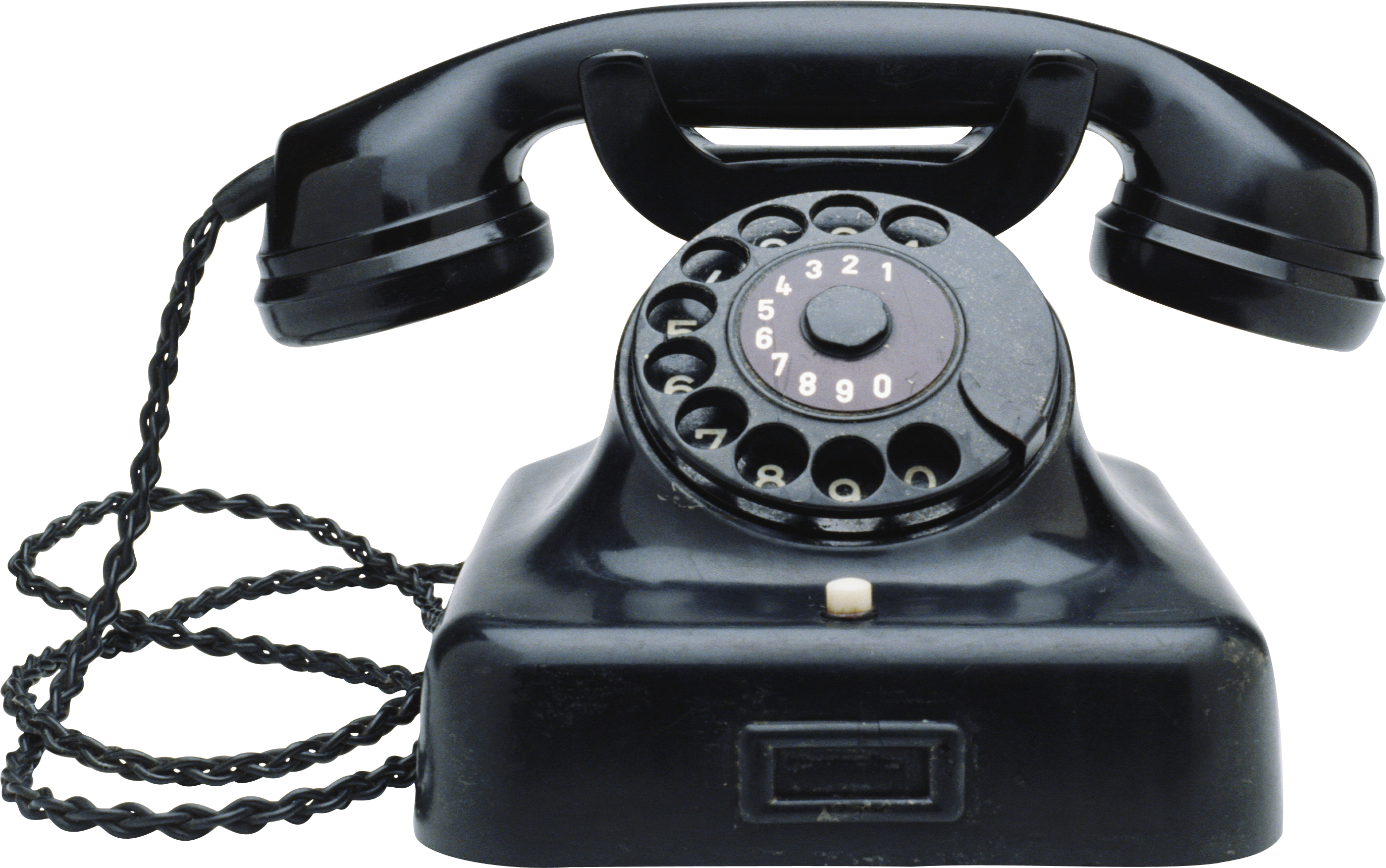 Telephone transparent old. Phone png