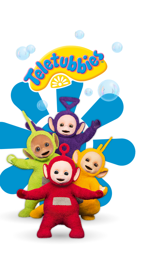 teletubbies drawing anime