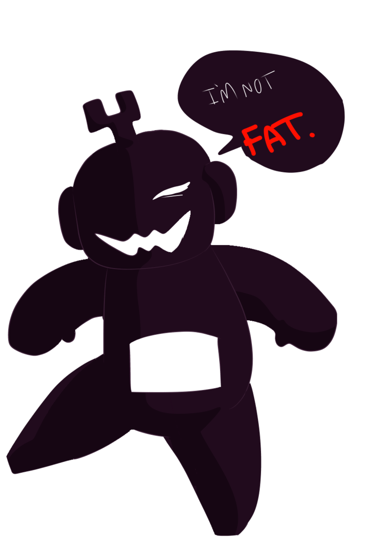 Teletubbies drawing easy. Shadow has no mass