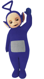 Teletubbies drawing purple. Tinky winky from pinterest