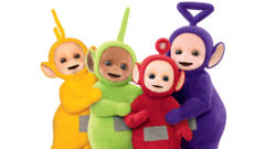 teletubbies drawing