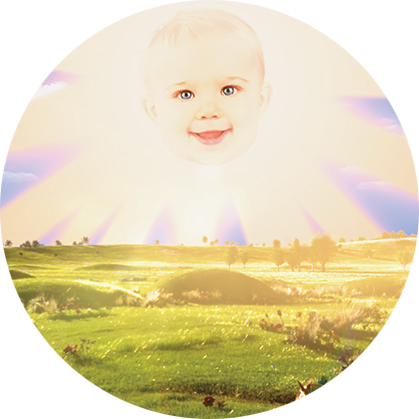 Teletubbies sun png. About the baby