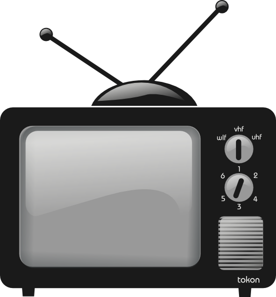 Advertising clipart. Free television cliparts download